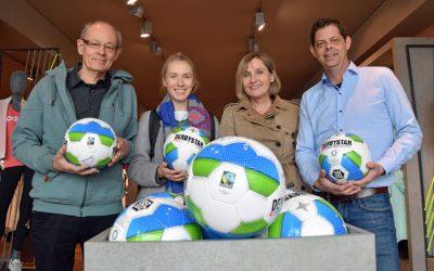 Pressegespräch bei Intersport Dorenkamp