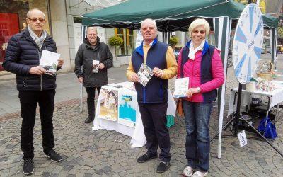 Fairtrade-Towns-Kampagne und Kneipp-Verein mit gemeinsamer Aktion