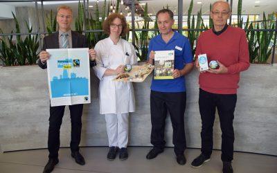 Neuer starker Kooperationspartner: Gesundheitscampus Geldern