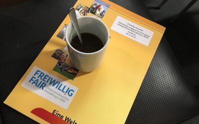 """Vernetzung und Impulse auf der """"Freiwillig Fair"""" in Duisburg"""