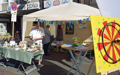 """""""Fairtrade-Towns"""" beim Fest der Zukunft"""