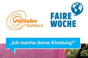 Weltladen und Faire Woche