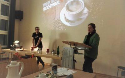 Kaffeeseminar mit Jens Klein