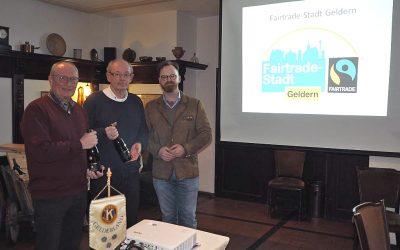 Vortrag beim Kiwanis Club Gelderland e.V.